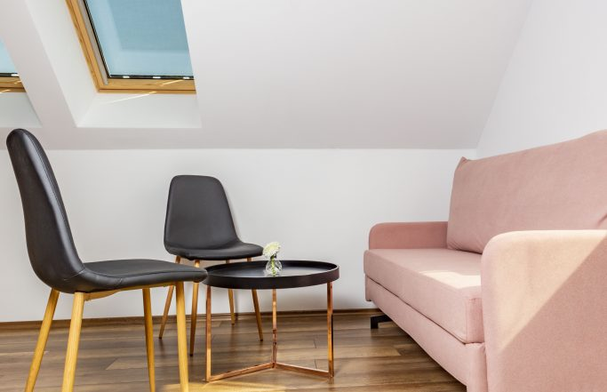 Paloznak – Vendégház belsőépítészeti koncepciója